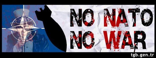 No NATO - No War