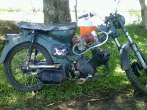 Wassermoped 1