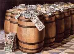 Geldschöpfung, das ultimative Geschäftsmodell