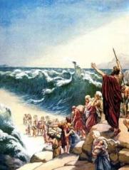 nicht übel Moses