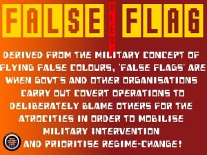 false-flag