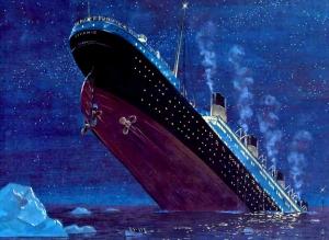 Panik auf der Titanic