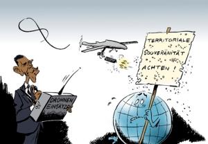 Dronebama