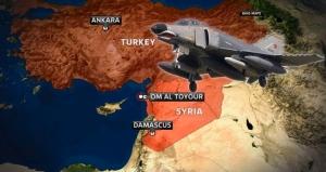 Angriff auf Syrien