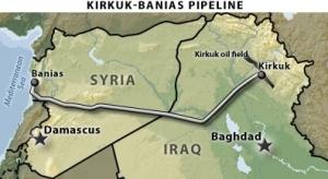 Kirkuk-Banias-Pipeline