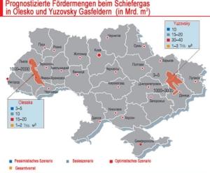 Schieferags ukraine
