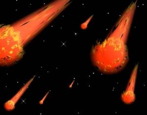 Kometenschauer