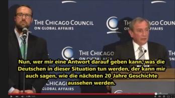 Friedman zur Rolle Deutschlands