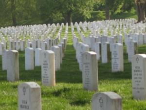Heldenfriedhof in Arlington