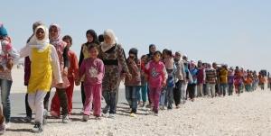 Flüchtlinge - In die Wüste geschickt