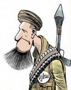 Salafist - Ungebildet, aber bereit zu sterben