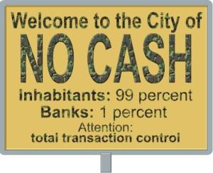 No Cash City