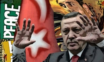 Bild: kurds want peace turkey erdogan / AK Rockefeller / flickr / CC BY-SA 2.0