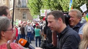 TTIP- Gegnerin erntet Häme von ZDF / Eigenes Werk